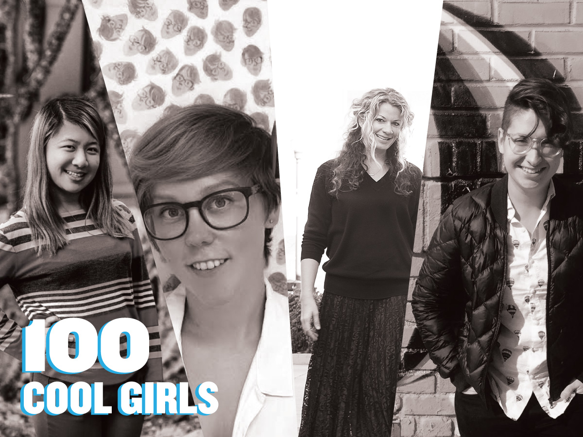 100 Cool Girls